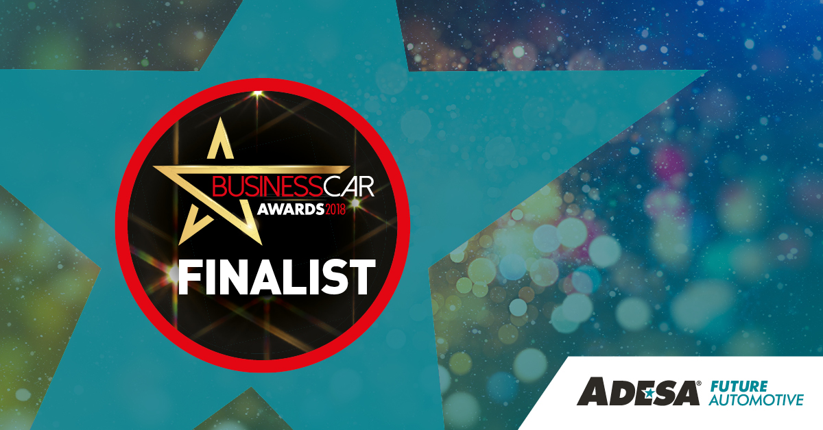 Business Car Awards Finalist logo